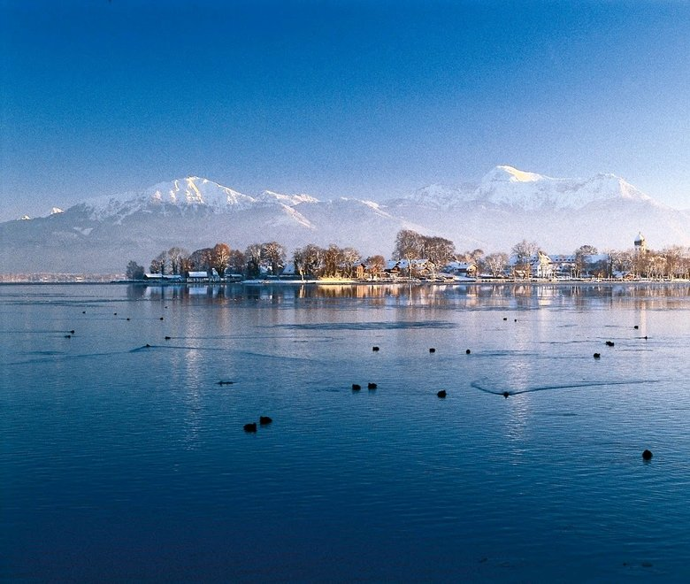 Lake Chiemsee - Christmas Maket on the Fraueninsel