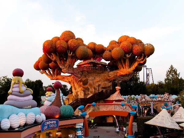 Gardaland - Sea Life - Movieland - Canevaworld