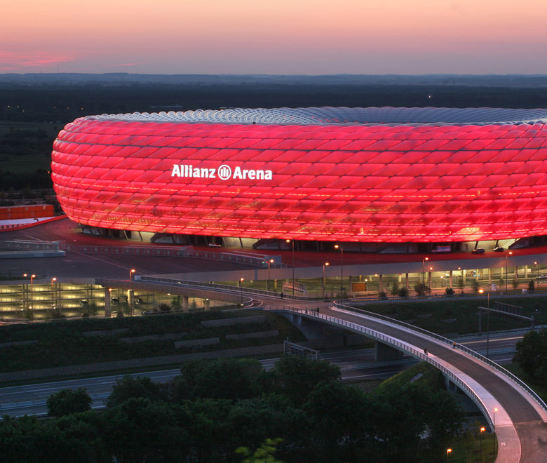 Munich Adventure day - Allianz Arena or Airport